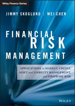 Financial Risk Management. Applications in Market, Credit, Asset and Liability Management and Firmwide Risk