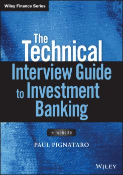 The Technical Interview Guide to Investment Banking
