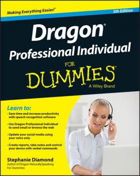 Dragon Professional Individual For Dummies