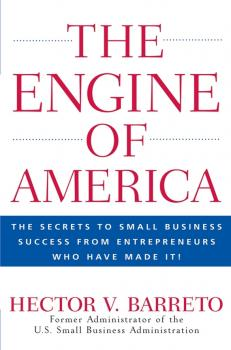 The Engine of America. The Secrets to Small Business Success From Entrepreneurs Who Have Made It!
