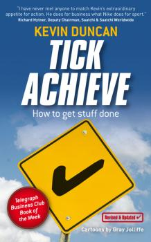 Tick Achieve. How to Get Stuff Done
