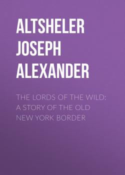 The Lords of the Wild: A Story of the Old New York Border