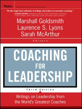 Coaching for Leadership. Writings on Leadership from the World's Greatest Coaches