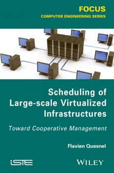 Scheduling of Large-scale Virtualized Infrastructures. Toward Cooperative Management