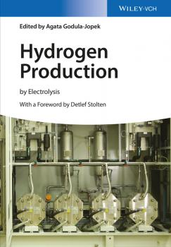 Hydrogen Production. by Electrolysis