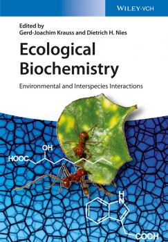 Ecological Biochemistry. Environmental and Interspecies Interactions