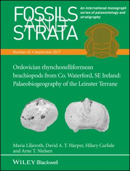 Ordovician rhynchonelliformean brachiopods from Co. Waterford, SE Ireland. Palaeobiogeography of the Leinster Terrane