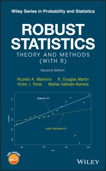 Robust Statistics. Theory and Methods (with R)