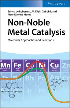 Non-Noble Metal Catalysis. Molecular Approaches and Reactions