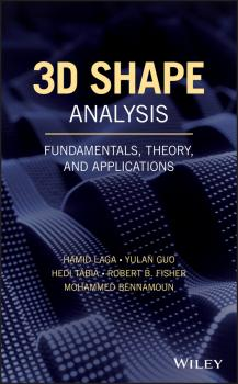 3D Shape Analysis. Fundamentals, Theory, and Applications
