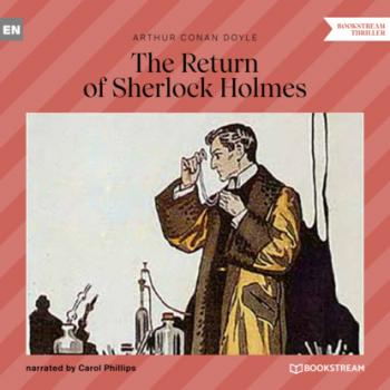 The Return of Sherlock Holmes (Unabridged)